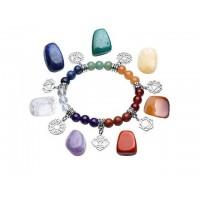 Bratari terapeutice din cristale si pietre semipretioase