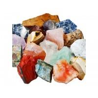 Cristale brute - neslefuite artificial