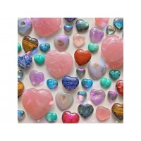 Cristale sub forma de inima