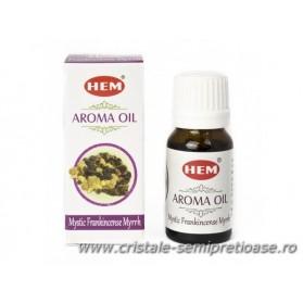 Aroma Oil Hem Mystic Mir si Tamaie